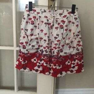 Excellent condition! Linen skirt from UO (XS)